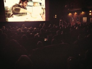 McMenamins audience at Bend Film Festival 2013